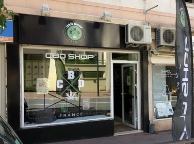 CBD Shop France - Antibes