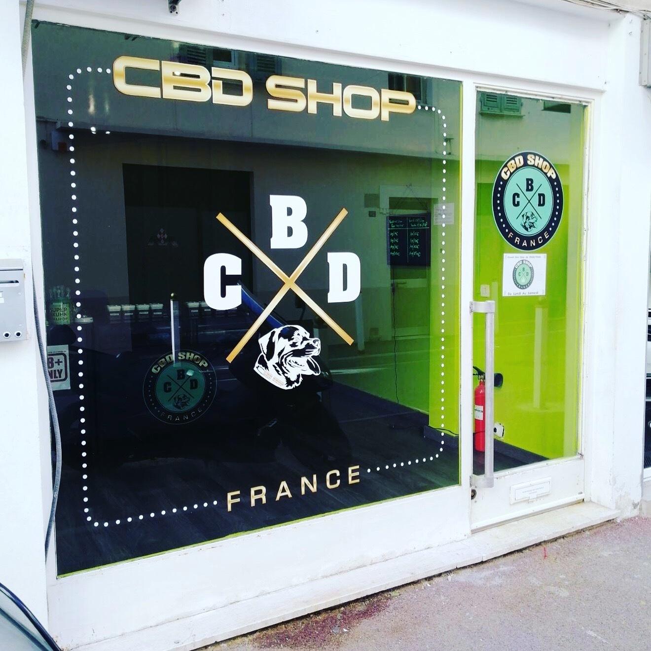 CBD Shop Monaco Beausoleil