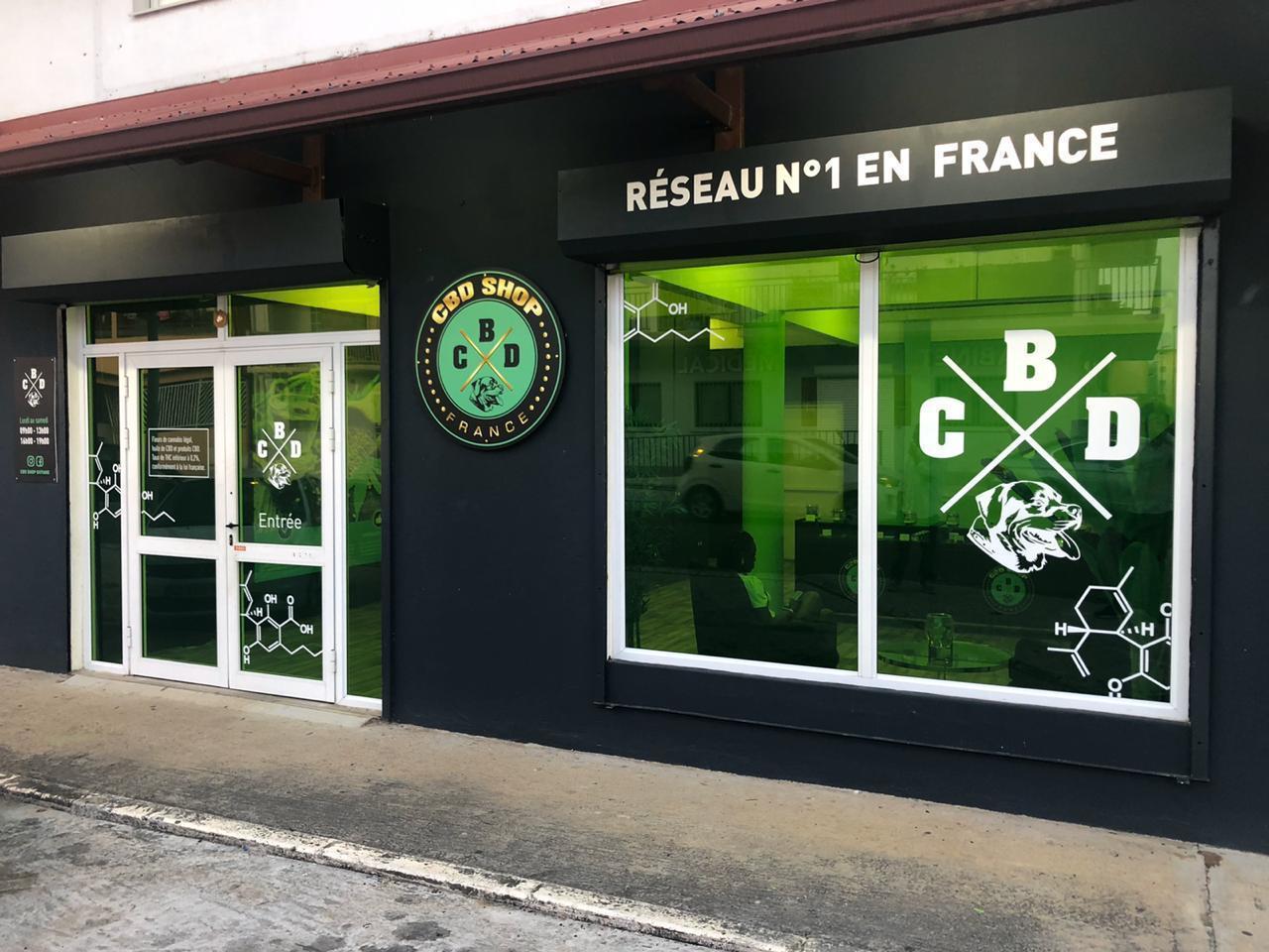 CBD Shop France - Cayenne Guyane