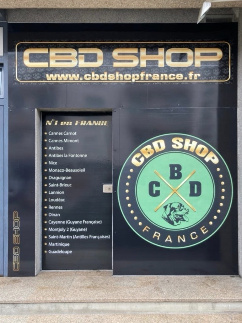 CBD Shop France Fougères