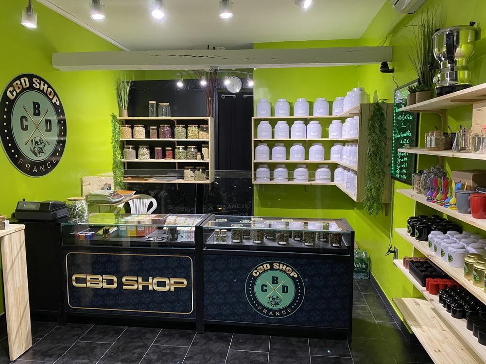 CBD Shop France - Le Tignet